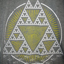 Sierpinski Triangle medium photo