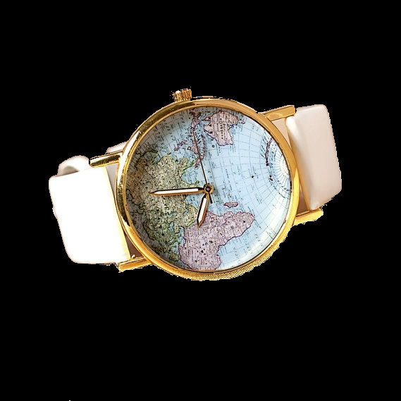 World map wrist watch mens wristwatches unisex watch women world map wrist watch mens wristwatches unisex watch women watches wat0079 gumiabroncs Gallery