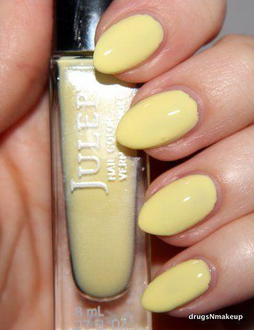 Bea Julep Yellow Nail Polish · Forget Me Not - BeYouTiful · Online ...
