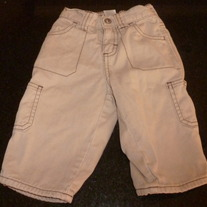 Khaki Pants-Gymboree Size 3-6 Months  GS413