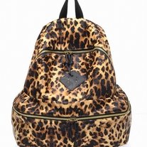 Mochila Leopardo / Leopard Backpack WH299