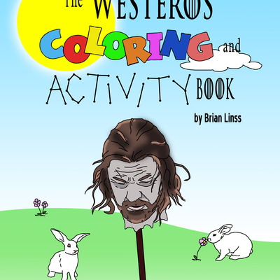The westeros coloring and activity book