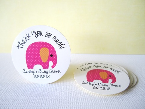 http://adorebynat.storenvy.com/products/1474907-pink-elephant-stickers-personalized