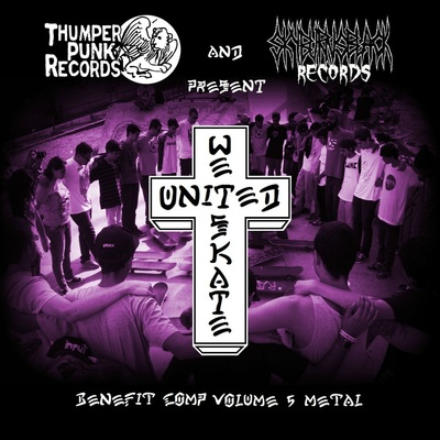 United we skate - volume 5 (metal)