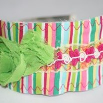 """Tutti Fruiti"" Original headband"