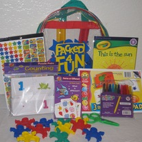 Packed 4 Fun GET READY FOR KINDERGARTEN