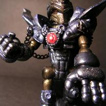 Custom Glyos Overlord Exellis by Monsterforge