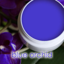 .5 oz Blue Orchid Nail Gel