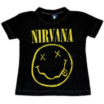 Chaser Kids Nirvana Smiley T-Shirt