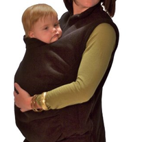 Peekaru Original Fleece Baby Carrier Cover