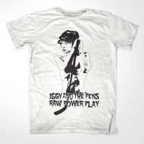 Raw Power Play Tee