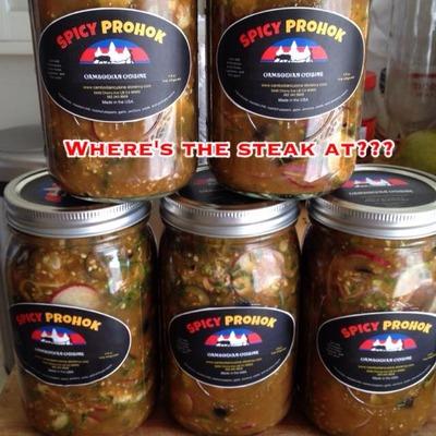 Spicy Teuk Prohok Sauce