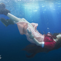 Aeris Burial Cosplay Print #3 medium photo