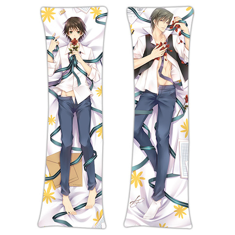 Brand New Junjou Romantica Male Anime Dakimakura Japanese