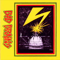 "Bad Brains ""ROIR Sessions"" LP"
