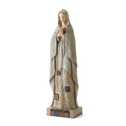 Mother Blessing Figurine