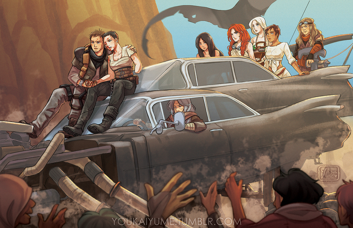 mad max fury road let them up yume s shop online store