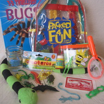 Packed 4 Fun CREEPY CRAWLY
