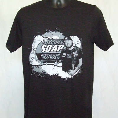 Disciple soap - bro shirt
