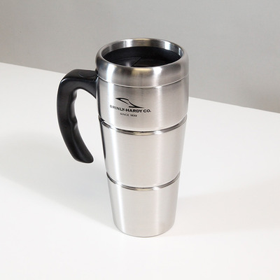 Brinly-hardy metallic coffee mug