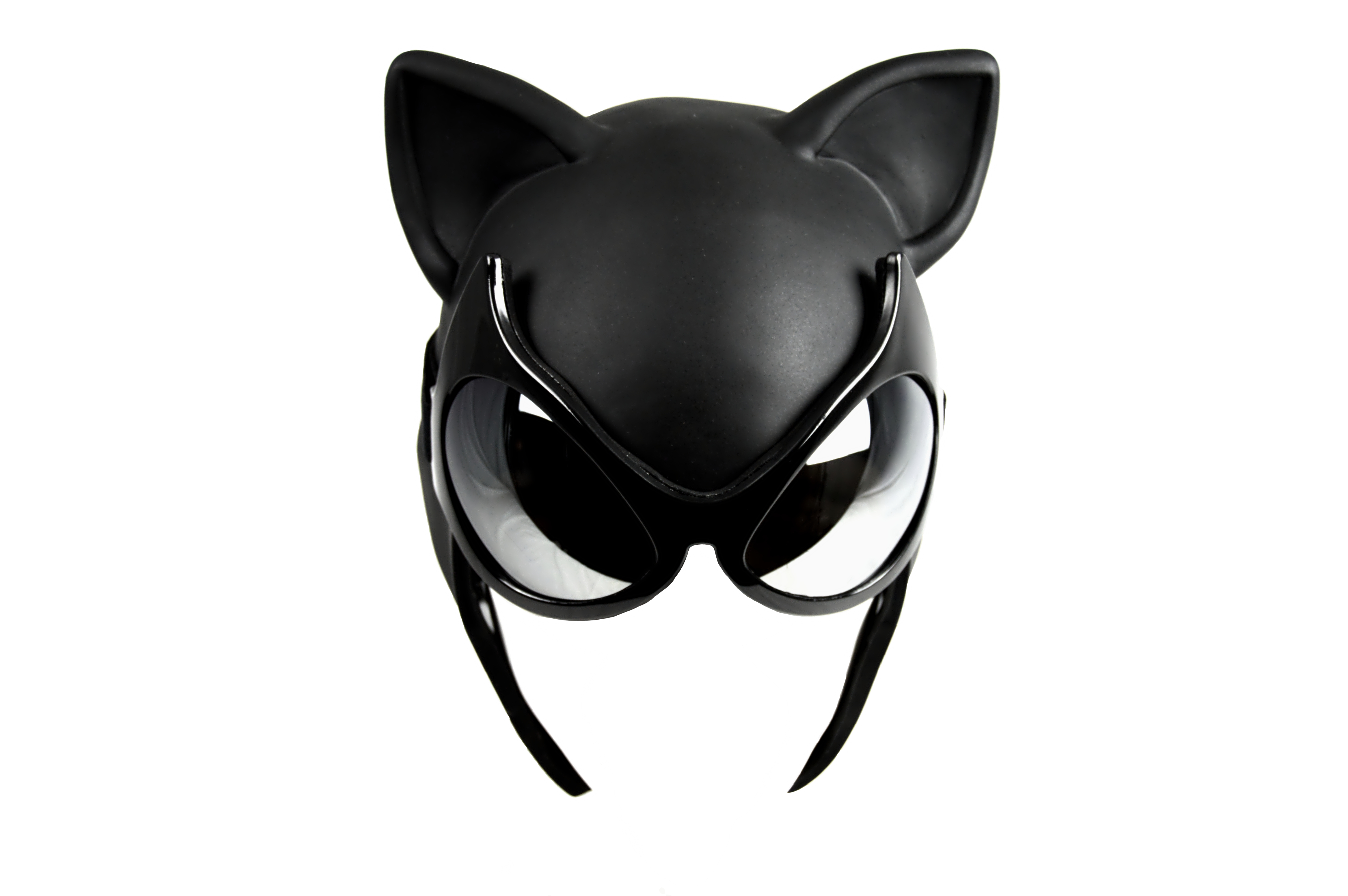Arkham City Smooth Catwoman Cowl Goggles