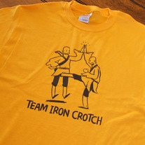 Team Iron Crotch Shirt