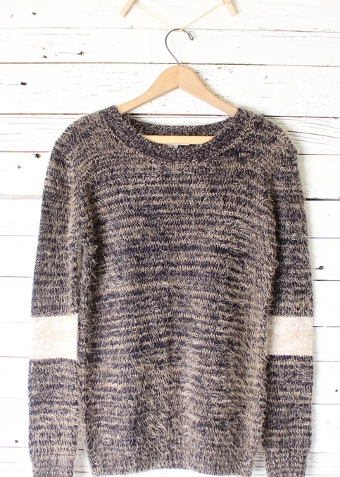 Ida Eyelash Sweater