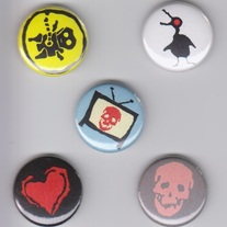 Art Pin Set