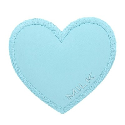 Milk heart barrette