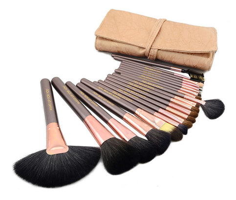 free shipping professional makeup 20 pcs brushes cosmetic