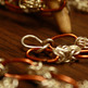 Chocolate Scherzo Chainmaille Necklace Set - Thumbnail 3