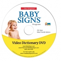 Baby Signs® Video Dictionary DVD