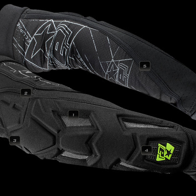 Eclipse elbow pads