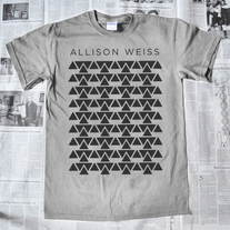 Triangles Tee (Gray)