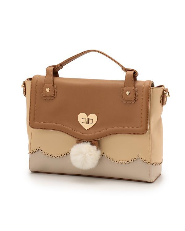 Liz lisa gradiation 2way bag 183 candy kawaii lover 183 online store