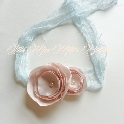 Sweet as honey newborn headband