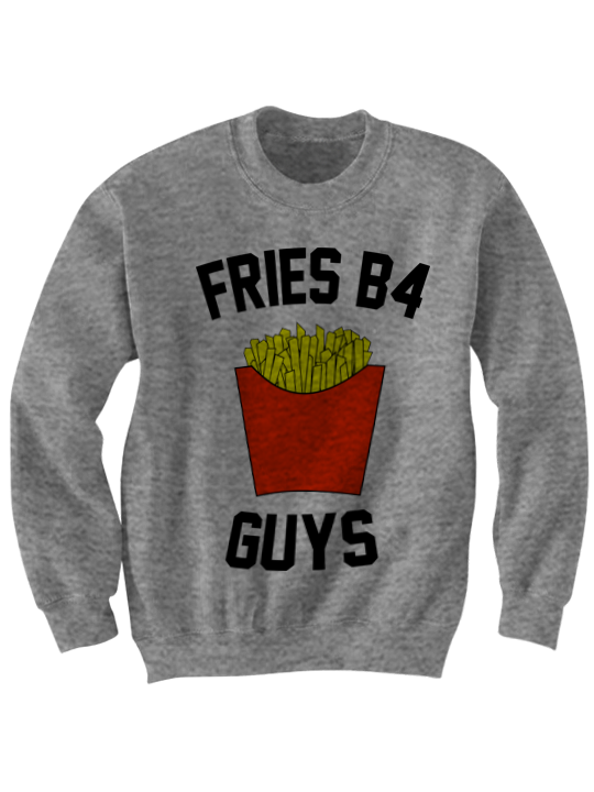 Gifts under 30 foodie shirt fries foodie christmas gifts thumbnail