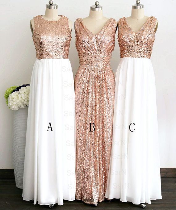 Lace Bridesmaid Gowns