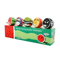 Jake, the Smorkin' Watermelon 5-pack by Kozik