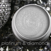 .5 oz Platinum & Diamonds