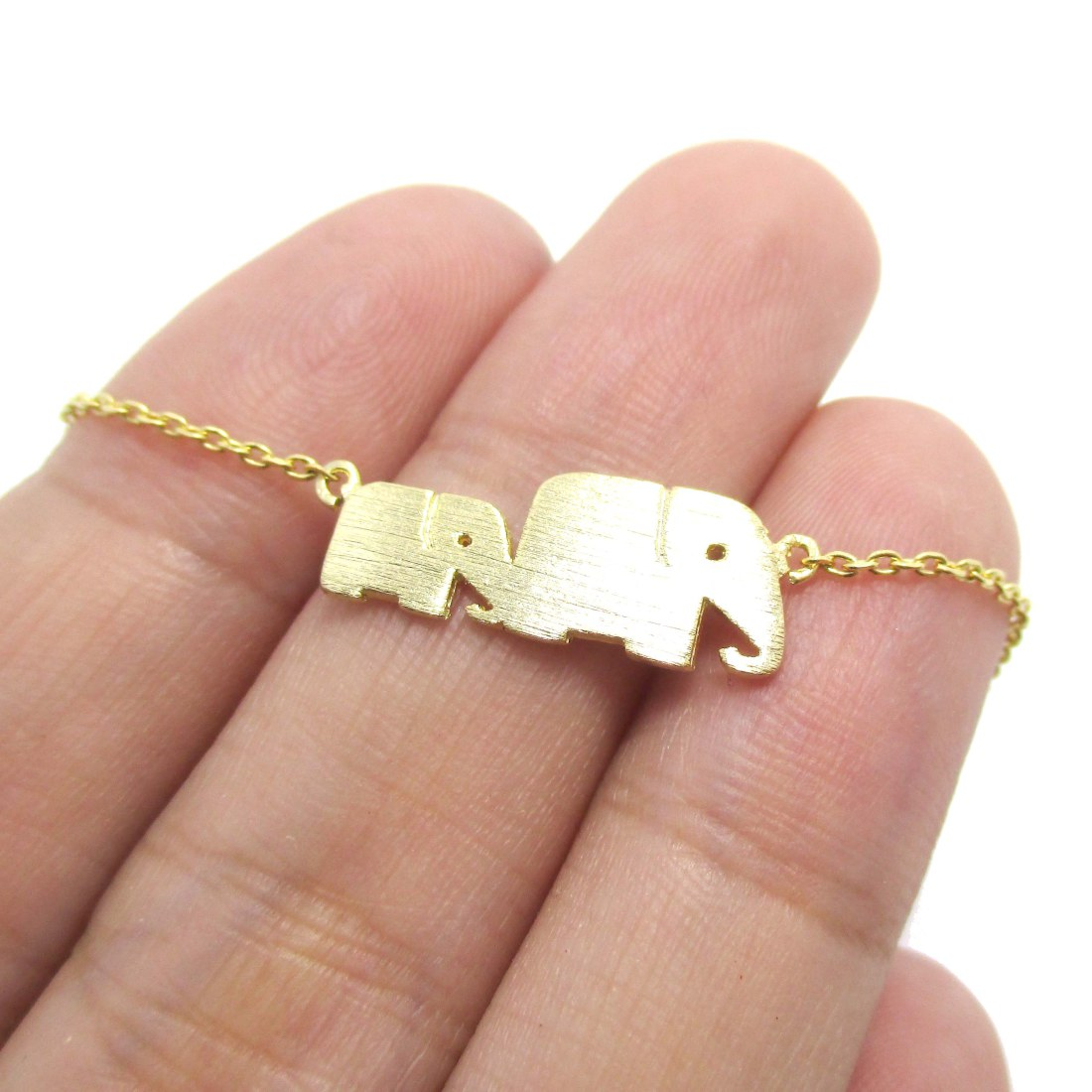 classic elephant mother and baby family charm bracelet in. Black Bedroom Furniture Sets. Home Design Ideas