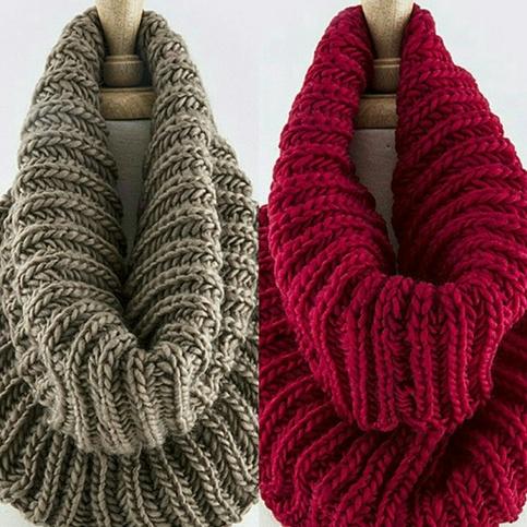 Stylish simply knitting binder fotos