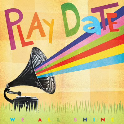"Play date "" we all shine"" lp"