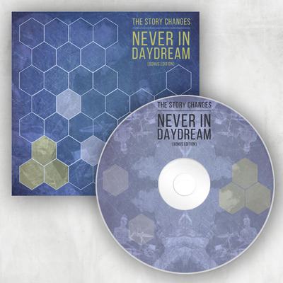 Never in daydream - bonus edition cd