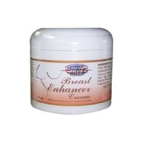 Breast Enhancer Cream 4 oz (Tone & Firm) by American Natural