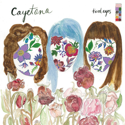 "Cayetana ""tired eyes"" 7"""