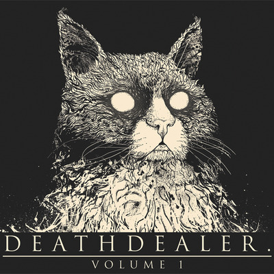 "Deathdealer 'volume one"" 12"" vinyl"
