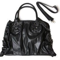 Bag-ruffle-leather-black-with-r-strap_large_medium