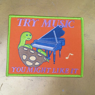Try music, you might like it patch