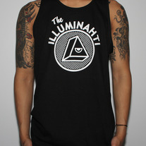 The Illuminahti Tanktop